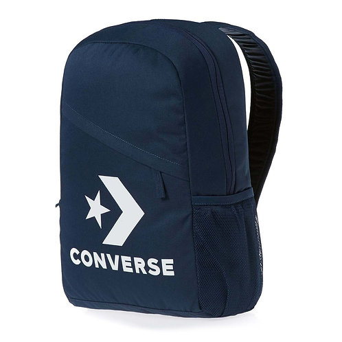 Converse 2018 Star Chevron Speed Backpack Navy White 10006091-A02 Color 426