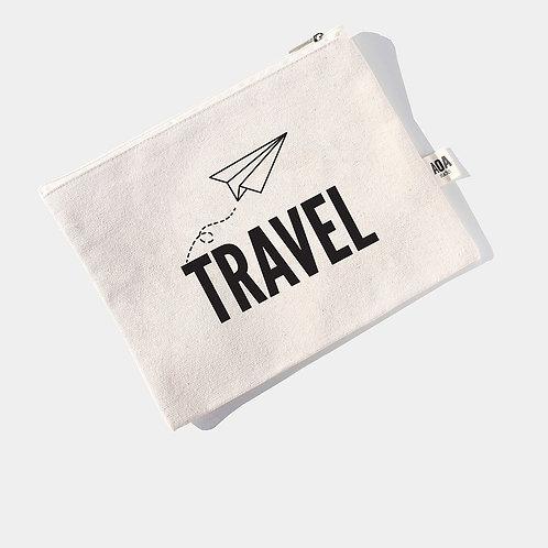 AOA Canvas Pouch - Travel AOA-0533