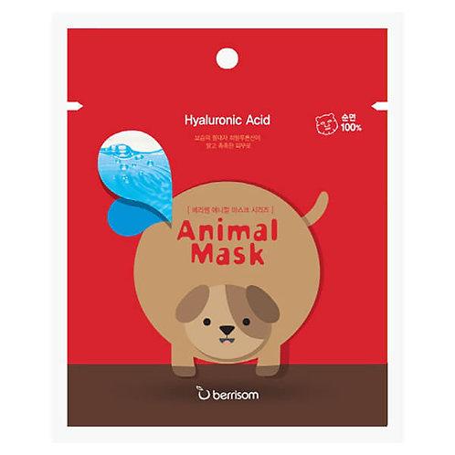 berrisom Animal Mask Series - Dog 25ml, Hyaluronic Acid
