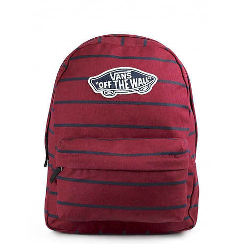 Vans Realm Backpack Tibetian Red VN000NZ0O3X