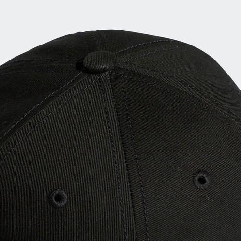 ... adidas Originals Trefoil Classic Cap Black BK7277 ... 9ca08045843