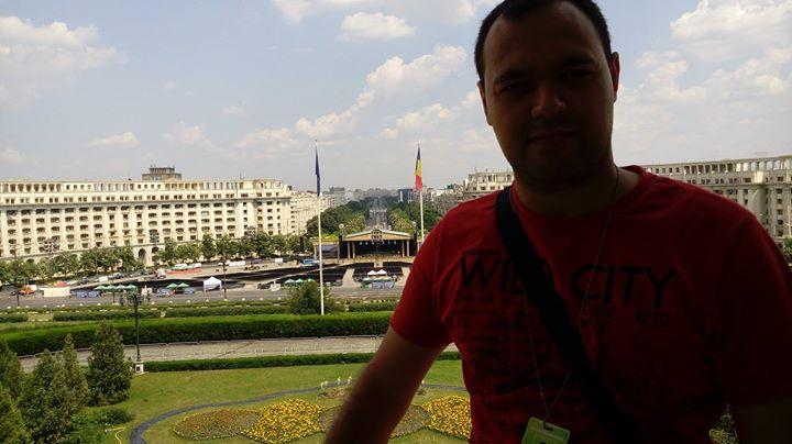 Bükreş - Parlamento binası