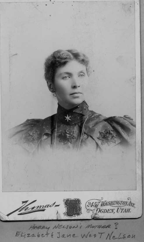 Jennie Nelson (1862-1915) Social Influencer
