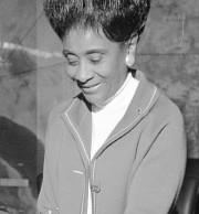 Velma Saunders (1909-2015) Social Influencer