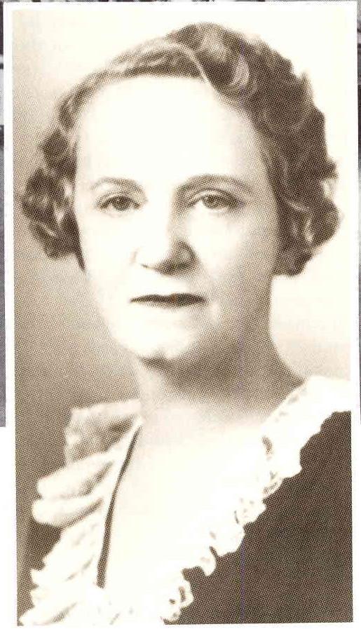 Sophie Reed (1889-1986) Social Influencer