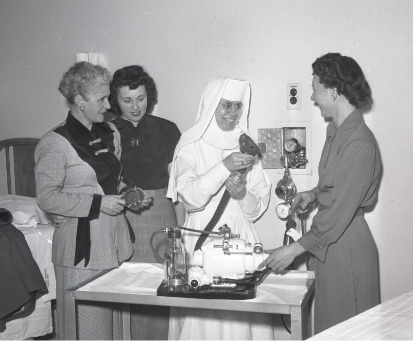 Polio Emergency Volunteers