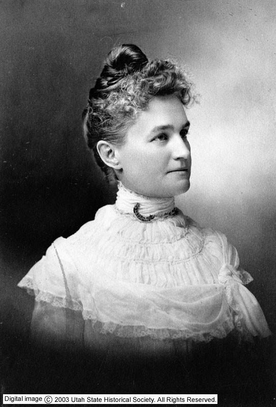 Mary Geigus Coulter (1859-1946) Trailblazer