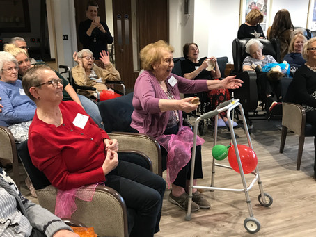 ONE: From the opera stage to the care home
