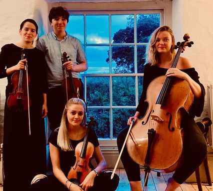 Corran Quartet Concert