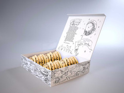 Time Confections Packaging