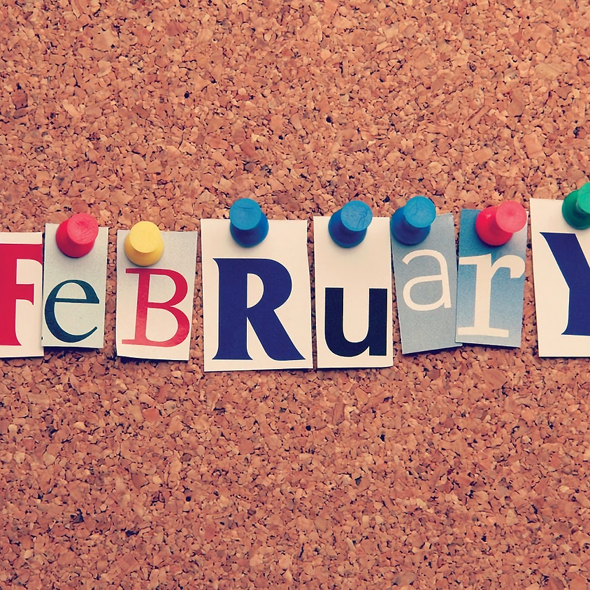 *February Zoom Class