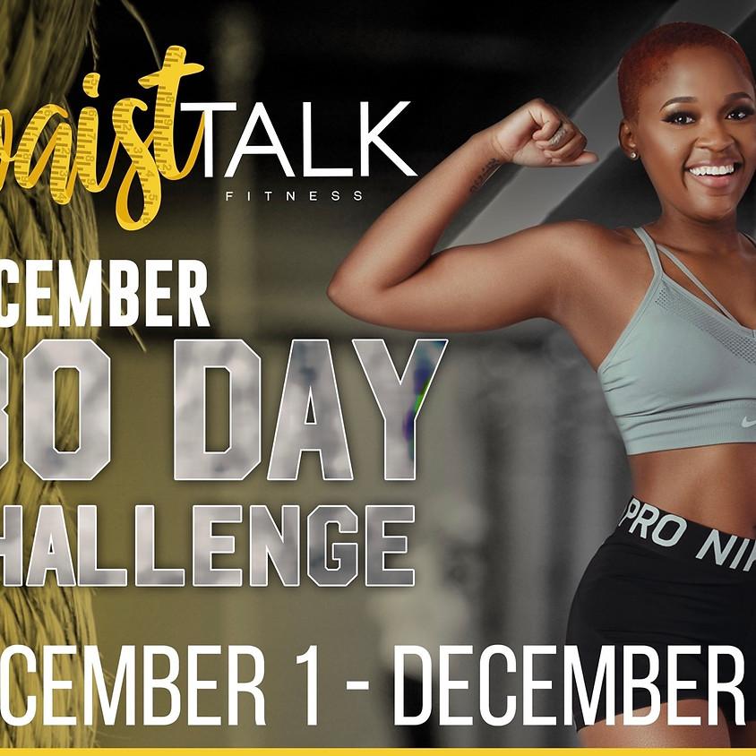 DECEMBER 30 DAY CHALLENGE