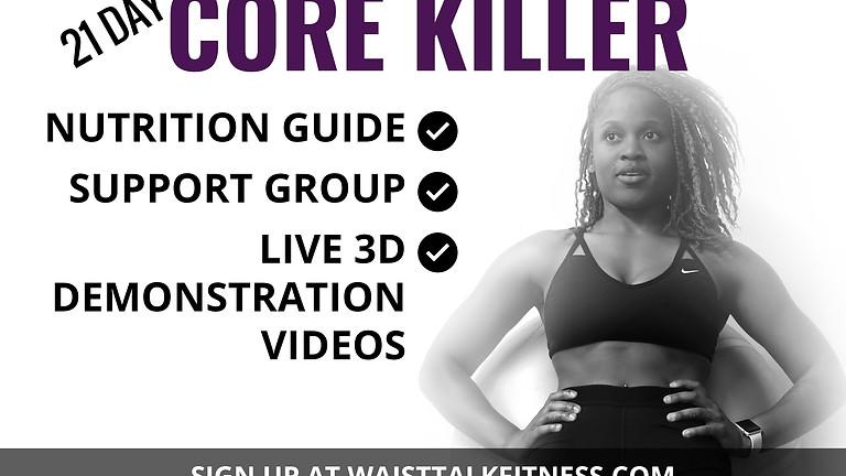 21 Day Core Killer Program