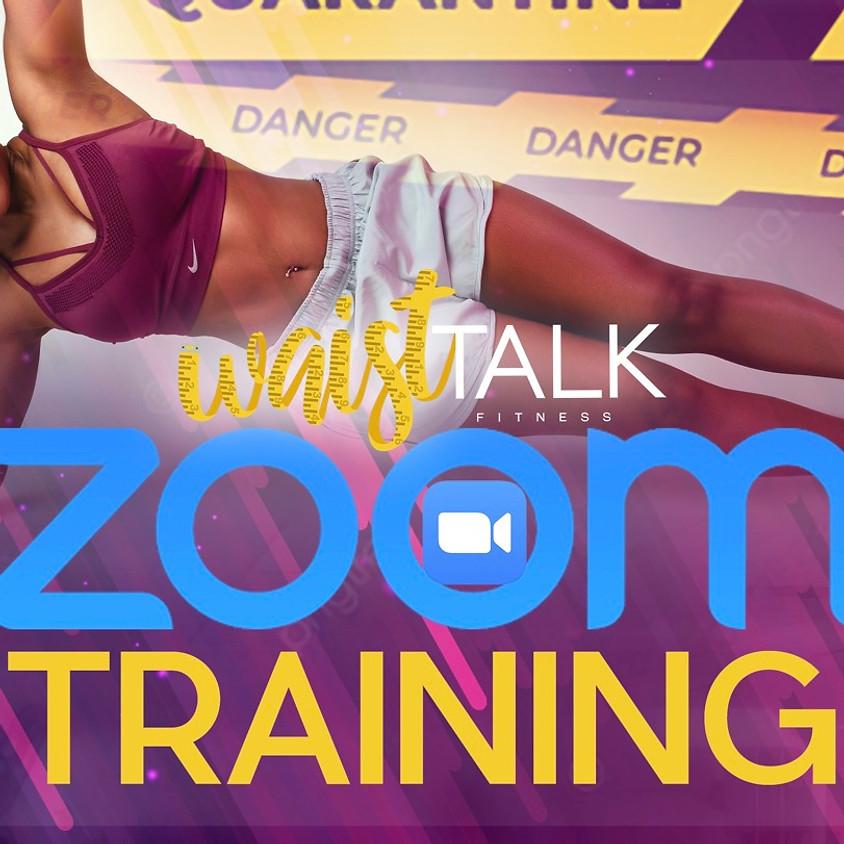 Zoom Training *Evening Class