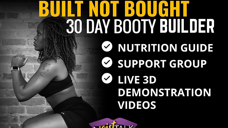 Built Not Bought 30 Day Gym Program