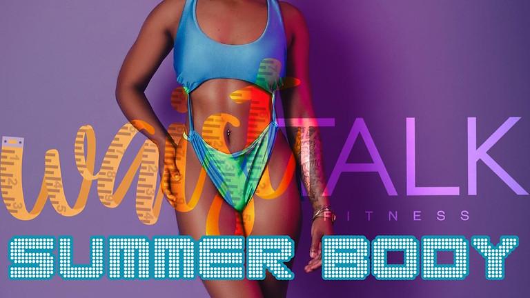 2021 Summer Body Challenge