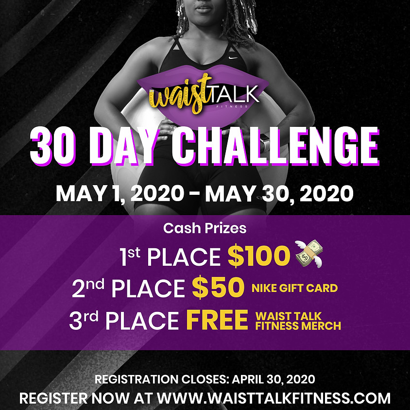 May 30 Day Challenge