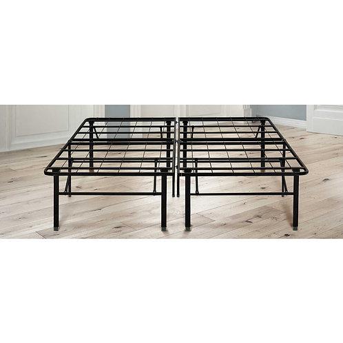 Platform Bed Easy Set Up 18 Inches High