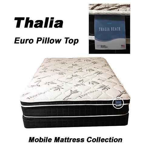 Thalia - Euro Pillow Top