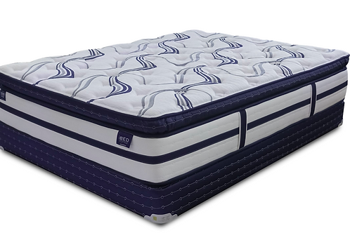iBed Platinum Soft Pillow Top Cool Gel