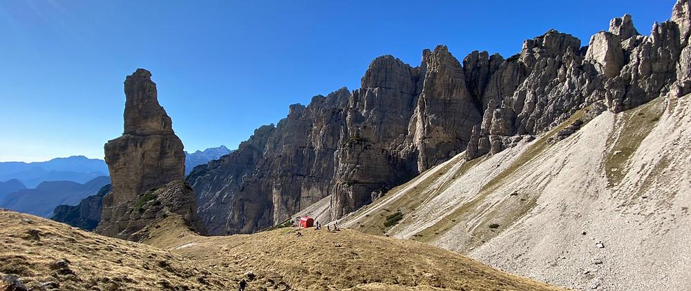 Campanile Val Montanaia