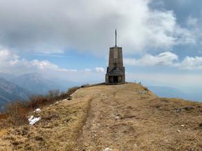 MONTE CUARNAN, Gemona del Friuli