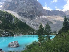 LAGO SORAPIS, Cortina d'Ampezzo