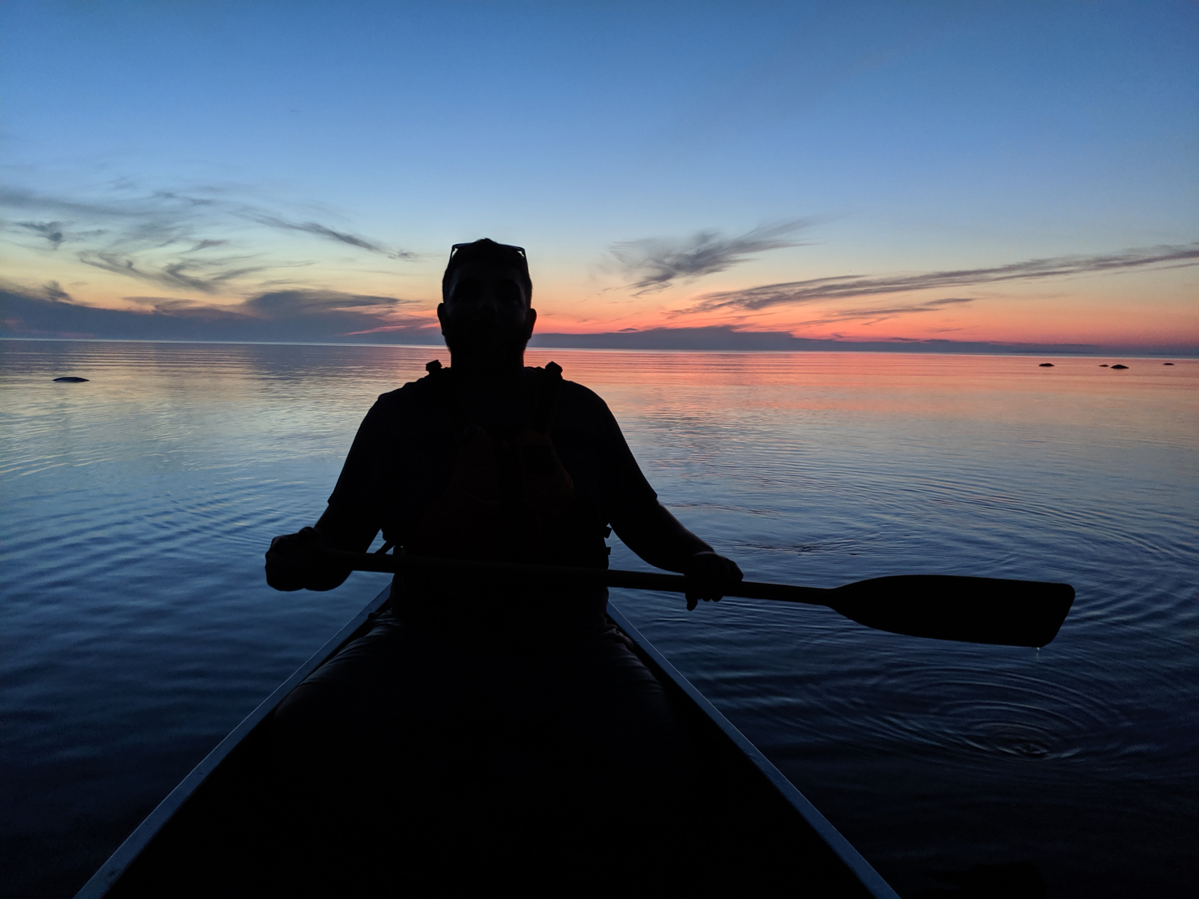Guided Interpretive Canoe Tour: 2 hours