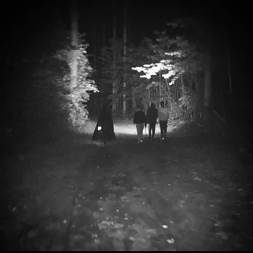 Saturday Scream: Haunted Hike @ Hiawatha