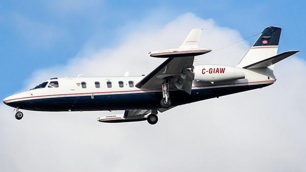 Westwind Jet | 3,000 lbs Payload | Range: 2,300 Miles