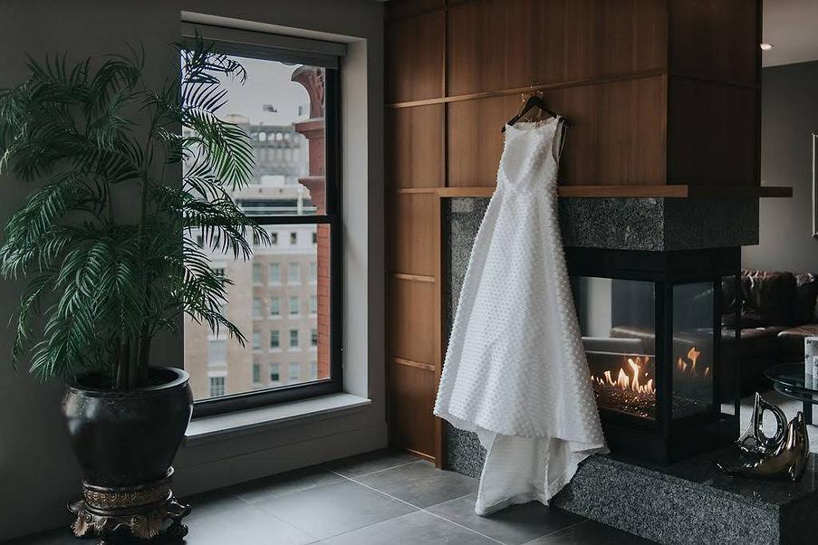 Cleveland wedding, Kimpton Schofield Hotel, Penthouse,@pearlandcoevents, @kristinpiteophotography