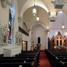 Harp at St Francis de Sales Church | Denver Colorado