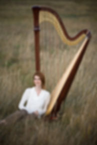 Harp Teacher Mary Keener offer private lessons in Denver