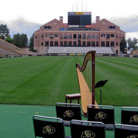 Folsom Field - University of CO (Boulder)