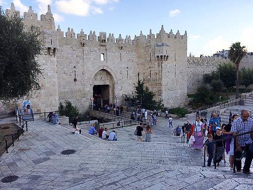 Jerusalem rejse med enkeltværelse