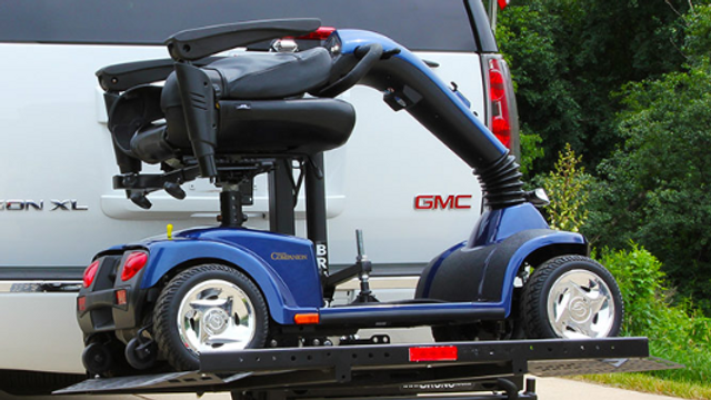 Out-Sider® BRUNO ASL-250 Out-Sider Vehicle Lift