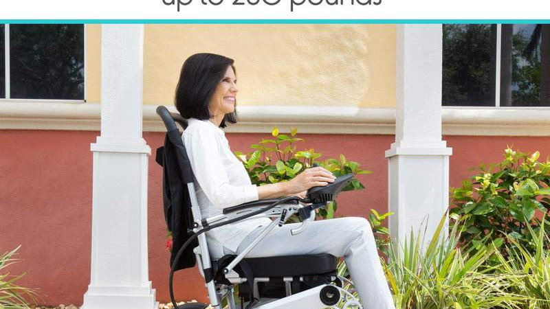 Power Wheelchair by Vive