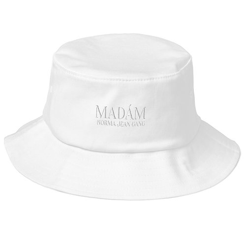 Old School Gangsta Bucket Hat