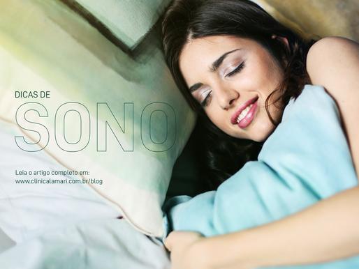 Dicas de Sono (Posição Correta, Travesseiro e Colchão)