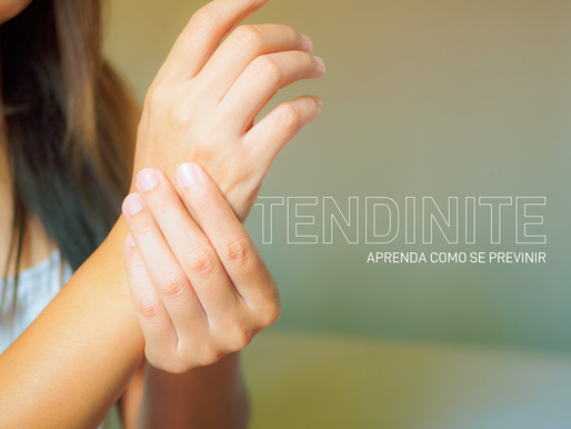 Tendinite ou Tendinopatia: Aprenda Como se Previnir