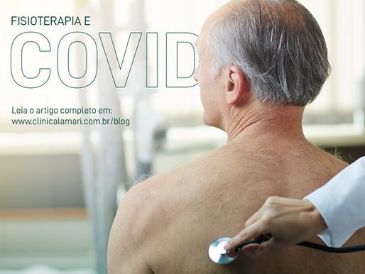 Fisioterapia e COVID-19: Como Funciona a Reabilitação de Pacientes Após a Alta Hospitalar?