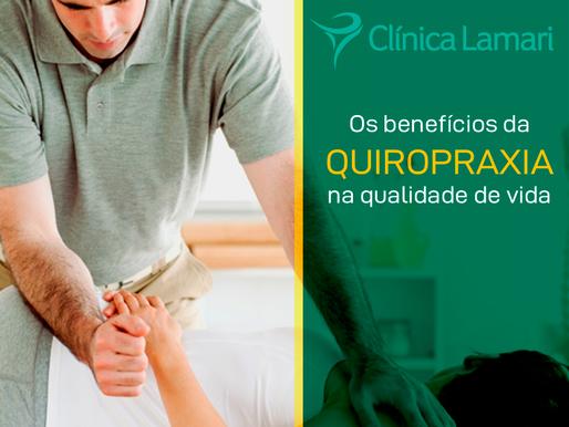 Os benefícios da Quiropraxia na qualidade de vida