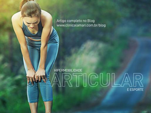 Hipermobilidade Articular e Esporte