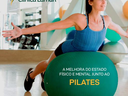 A melhora do estado físico e mental junto ao Pilates
