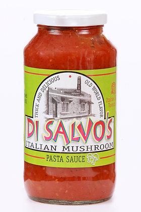Italian Mushroom Pasta Sauce