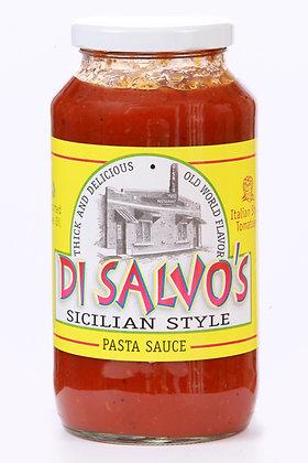 Sicilian Style Pasta Sauce