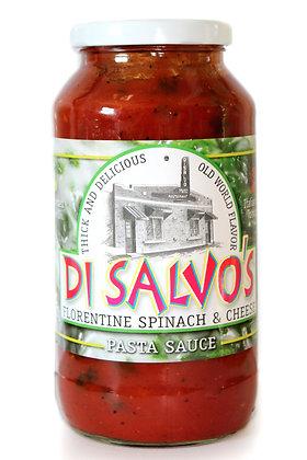 Florentine Spinach & Cheese Pasta Sauce
