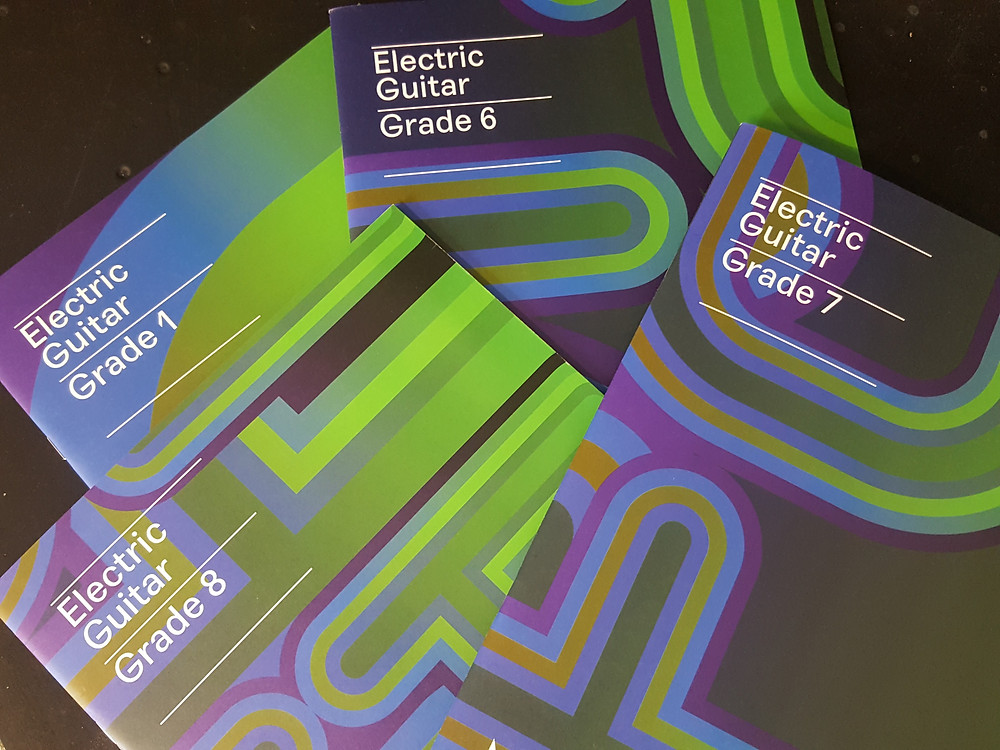 LCM Electric Guitar Handbooks, Craig Went Guitar Tuition