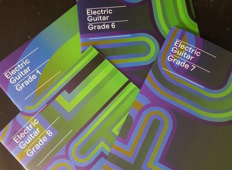 New Electric Guitar Handbooks