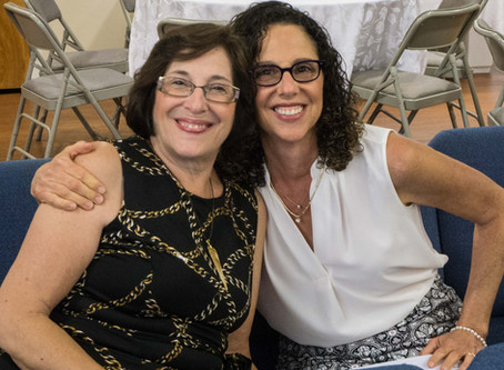 Sisterhood Shabbat service a great success!
